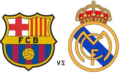 """برشلونة وريال مدريد يتصارعان على """"سوبر إسبانيا""""عند الـ11 مساءً"""