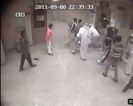 هوشة مستشفى العدان
