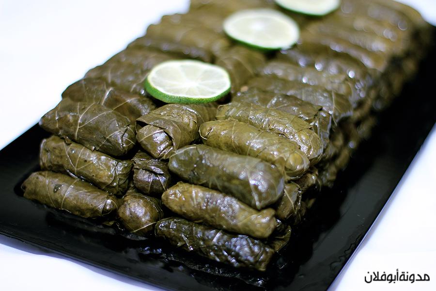 waraq 3nab2