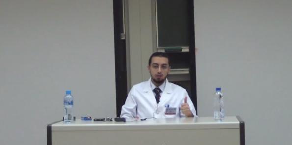 فيديو تجربة د.عويض المطيري الطبيب
