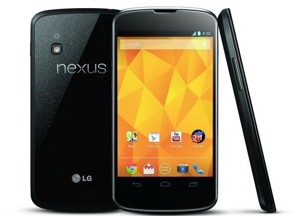 قوقل تعلن رسميا هاتفها Nexus