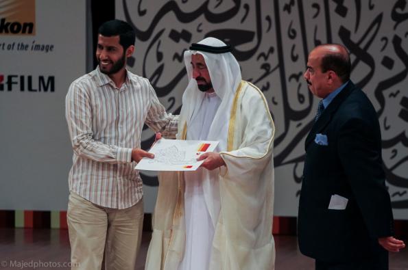 المهندس الكويتي ماجد الزعابي يحصد