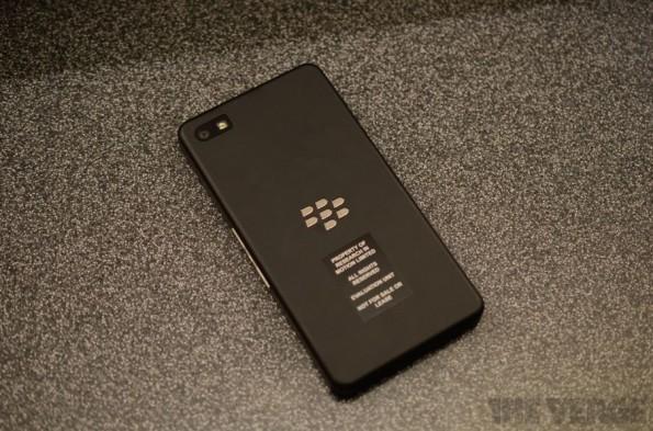 جديدة لنظام BlackBerry القادم
