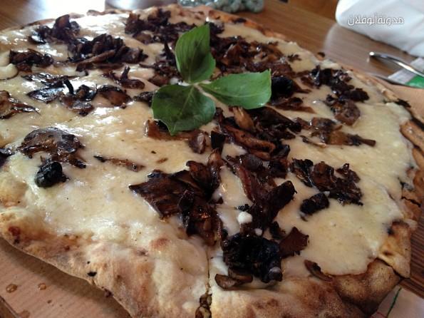 تجربة مطعم بيزيتا الإيطالي Pizzetta