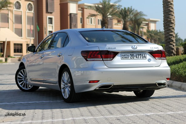 Lexus LS460 2013-10