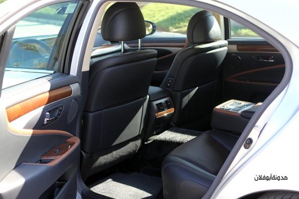Lexus LS460 2013-6