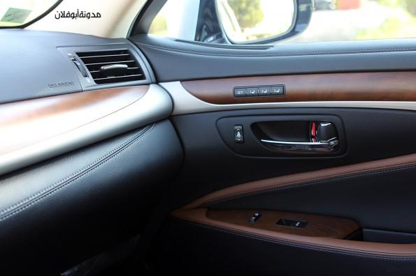 Lexus LS460 2013-8