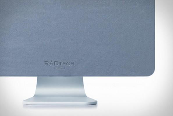 غطاء القماش لحماية شاشة جهازك