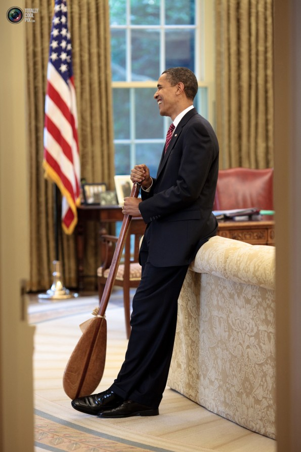 داخل البيت الأبيض الأمريكي صورة