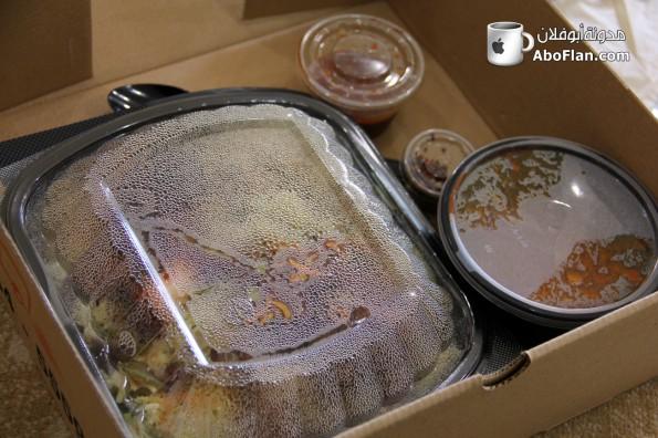 تجربة مطعم بالفخار تقديم العيش
