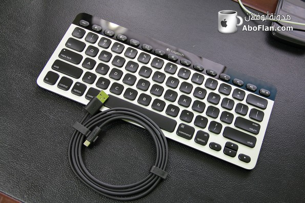 Logitech keyboard3