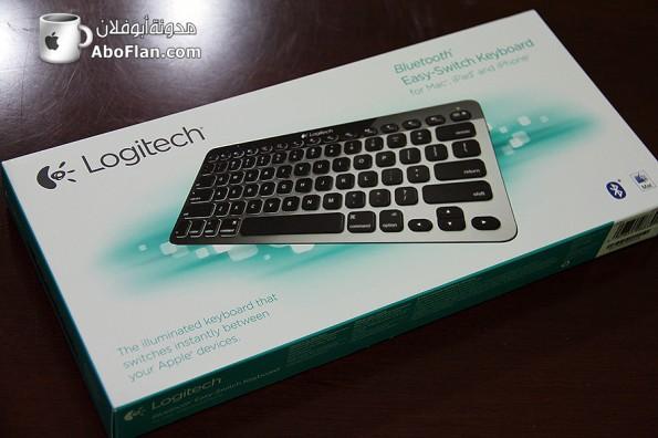 Logitech keyboard4