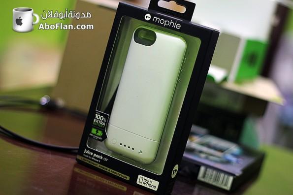 mophie juice pack air® - iPhone 5