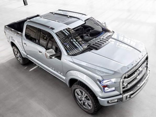 Ford F150 Atlas Concept NAIAS 2013 11