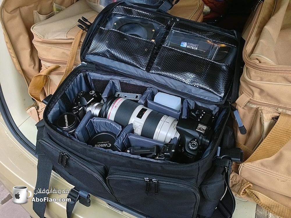 حقيبة للتصوير tamrac pro12