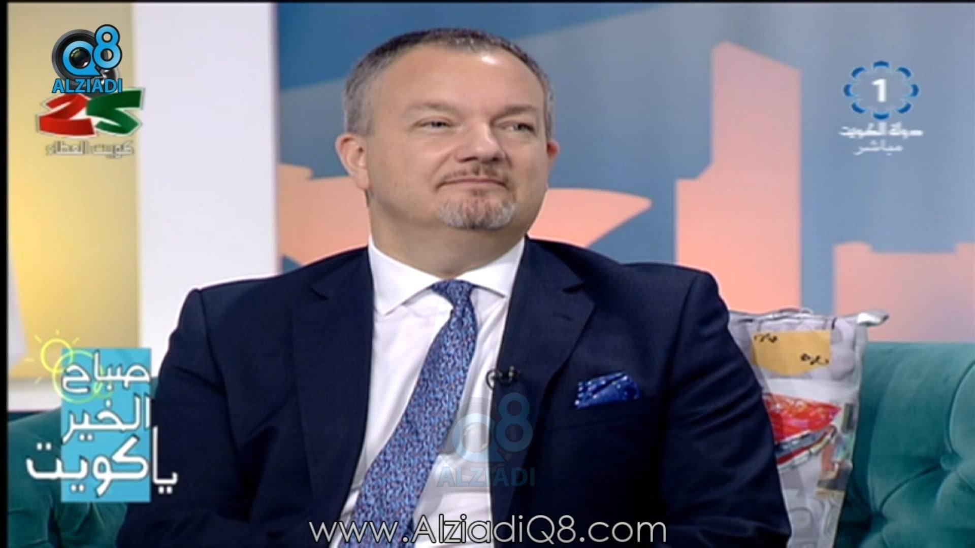 فيديو : لقاء مع السفير البريطاني بخصوص إعفاء الكويتيين من التأشيرة البريطانية
